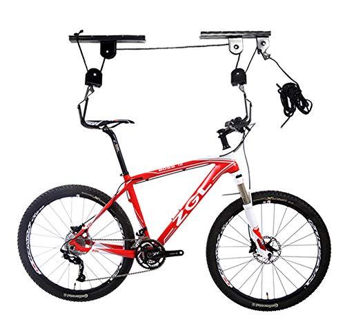 Kw-tool Fahrradablage, Mountain Bike Rack Ständer, Stahl Kleiderbügel Haken Lagerung Fahrradzubehör montiert Rack Ständer -