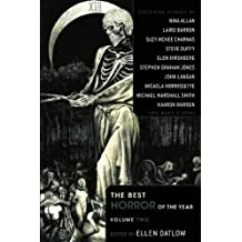 The Best Horror of the Year Volume 2