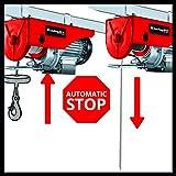 Einhell Seilhebezug TC-EH 250 (Tragkraft 250 kg, 230 V, 500 W, Hubhöhe 11,5 m, 12 m Drahtseil) für Einhell Seilhebezug TC-EH 250 (Tragkraft 250 kg, 230 V, 500 W, Hubhöhe 11,5 m, 12 m Drahtseil)
