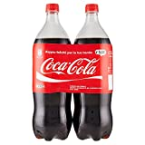 Coca Cola, Bevanda Analcolica Frizzante - 2 Bottiglie da 1.5 Litri