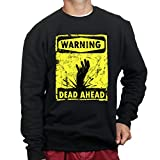 Walking Dead Ahead Sign Pullover