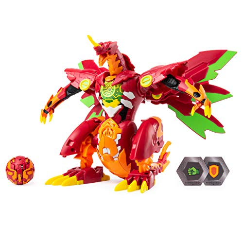 BAKUGAN 6051243 BTB Dragonoid Maximus UPCX GML, Multicolour