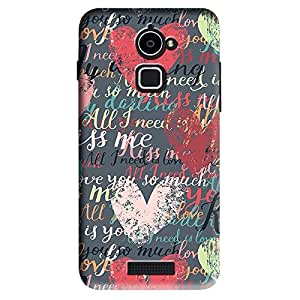 EpicShell Back Cover For Coolpad Note 3 Lite