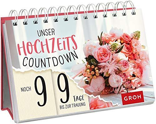 Unser Hochzeits-Countdown