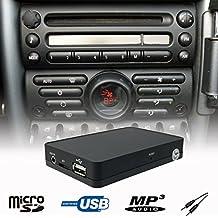 Estéreo Cambiador de CD USB SD AUX Adaptador de interfaz kit de coche Mini Cooper R50