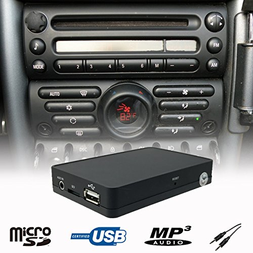 Stereo USB SD AUX...