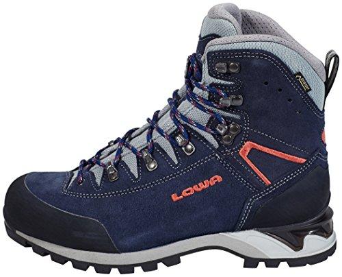 Lowa Predazzo GTX Shoes Women navy/koralle 2017 Schuhe navy/koralle
