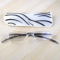 THG trade; Unsex Reading Glasses Clear Lens +1.0+1.5+2.0+2.5+3.0