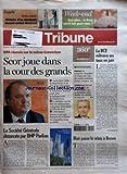 Telecharger Livres TRIBUNE LA No 3661 du 11 05 2007 ENQUETE 1974 2007 HISTOIRE D UN ETONNANT CHASSE CROISE ELECTORAL WEEK END RETRAITES LE PERP EST IL FAIT POUR VOUS OPA REUSSIE SUR LE SUISSE CONVERIUM SCOR JOUE DANS LA COUR DES GRANDS LA SOCIETE GENERALE DISTANCEE PAR BNP PARIBAS ENTREPRISES ENERGIE LES ENTREPRISES S INQUIETENT DE L IMPACT DES COUTS DES MATIERES PREMIERES SUR LEUR CROISSANCE CARREFOUR BERNARD ARNAULT PDG DE LVMH ESTIME QUE LE DISTRIBUTEUR PEUT DOUBLER SON RESULT (PDF,EPUB,MOBI) gratuits en Francaise