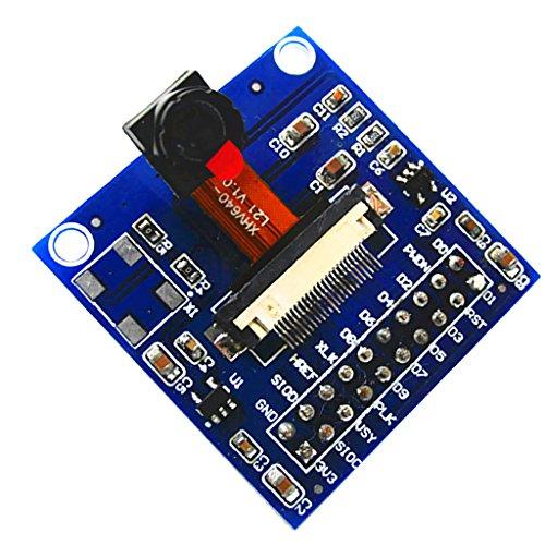 MagiDeal Mini Modul Kamera Schild 2MP OV2640 Kamera Modul Board Für Arduino UNO (Mini-board-kamera)