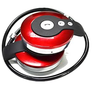Generic Kid Gear Wired Headphone Color Red