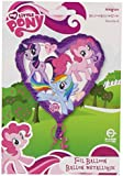 Amscan 18-inch International My Little Pony Heart Balloon
