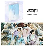 3rd [PRESENT : YOU] GOT7 Vol.3 Album CD + Official Poster + Booklet + 3Photo Cards + Lyrics Post Card + Special Gift