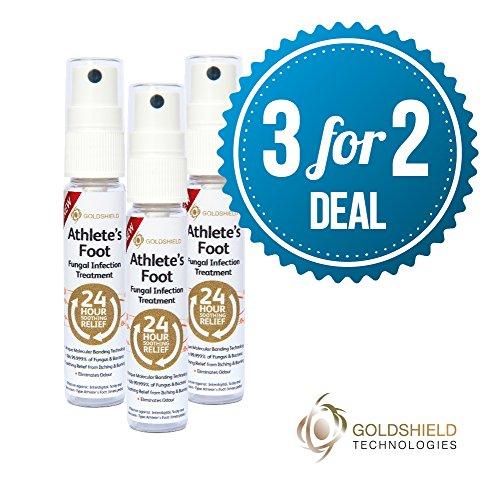 3Für 2Deal–24Stunde Fußpilz Pilzinfektion Behandlung, antibakteriell, langlebig Relief...