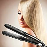 Steam Styler,Six Temperature Settings Steam Hair Straightener Styler Straightening Iron Hair Styling Tool