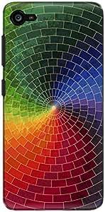 The Racoon Lean printed designer hard back mobile phone case cover for Lenovo Z2 Plus. (colour bri)