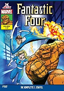 Fantastic Four - Die komplette 1. Staffel (2 DVDs)