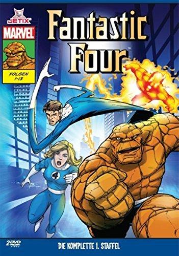 Fantastic Four - Staffel 1 (2 DVDs)