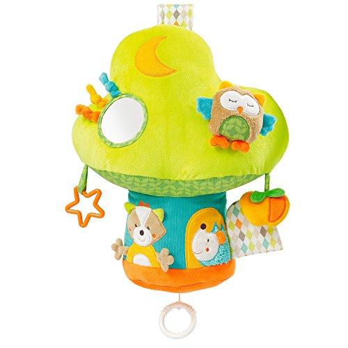 Fehn 071078 LED-Spieluhr Baum, Sleeping