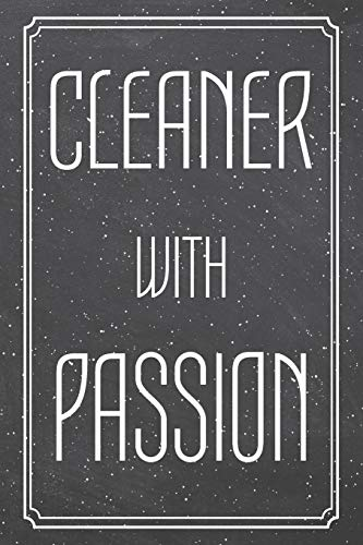 Cleaner With Passion: Cleaner Do...