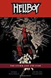 Hellboy Volume 12: The Storm and The Fury.