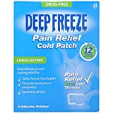Deep Freeze Cold Patch Pack of 4 x 3 boxes