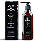 Best Dht Shampoos - L'Bert Moroccan Argan Oil Shampoo With Conditioner For Review