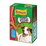 Bonzo LieblingsKnochen 500g, Hundesnack, Kauknochen