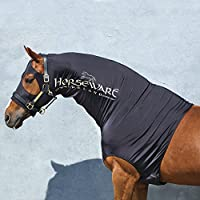 Horseware Rambo Slinky Hood–Black
