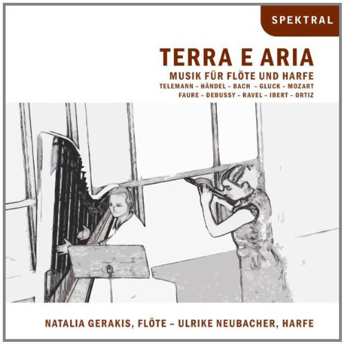 Terra e Aria - Musik für Flöte und Harfe