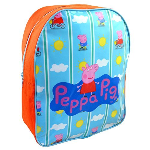 Peppa Pig cat-bk-9014 32 cm Junior Rucksack (Jr Pig Nick Peppa)