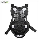 Motorrad Rüstung Schutz Motocross Kleidung Jacke Hard CS Feld Beschützer Brust Taille Rücken Rüstung