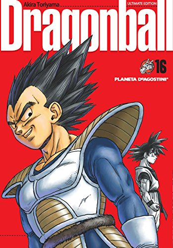 Dragon Ball nº 16/34 (Manga Shonen) por Akira Toriyama