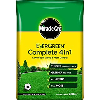 Miracle-Gro Evergreen Complete 4in1 7kg - 200m2