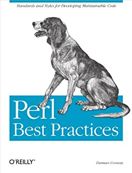 Perl Best Practices par [Conway, Damian]