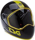 TSG Pass Pro Carbon Graphic Design - Casco para Longboard, Color Negro, Talla S