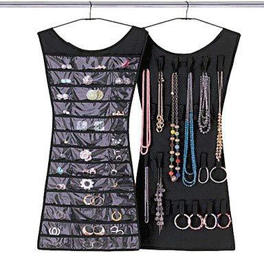 ZYC Kleid hängen Schmuck Brosche Tasche Schrank Display Veranstalter Halter Aufbewahrungstasche -