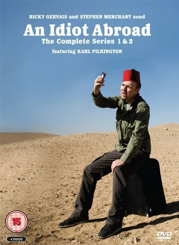 Complete Series 1 & 2 (4 DVDs)