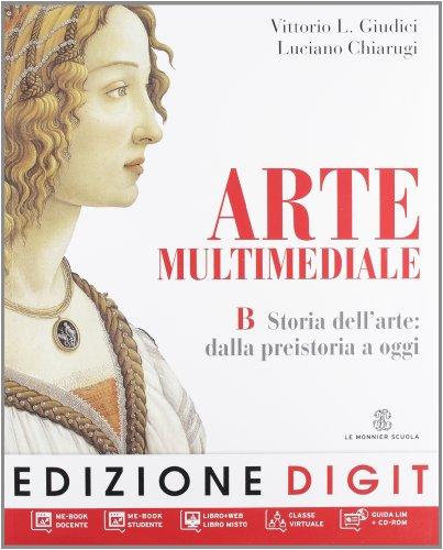 Arte multimediale. Per la Scuola media. Con espansione online: 2