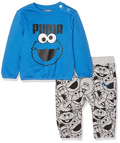 puma-kinder-sesame-street-infant-jogger-freizeitanzug-french-blue-98