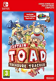 Captain Toad: Treasure Tracker | Nintendo Switch - Codice download