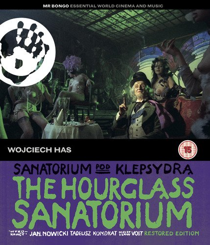 Hourglass Sanatorium [Blu-ray] [UK - Glück 4 Stück Kostüm