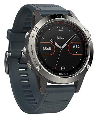 Laikrodis Garmin Fenix 5