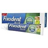 Fixodent Plus Duo Protection Crème Adhésive pour...