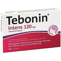 Tebonin intens 120 mg Tabletten, 30 St. preisvergleich bei billige-tabletten.eu