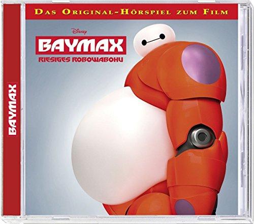 Baymax riesiges Robowabohu
