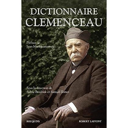 Dictionnaire Clemenceau (Bouquins)