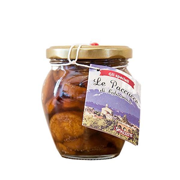 Paccucce di Colmurano - Mele rosa essiccate e vino cotto - 190gr