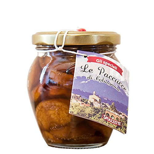 "Dried pink apples in ""cooked"" wine – 190g"