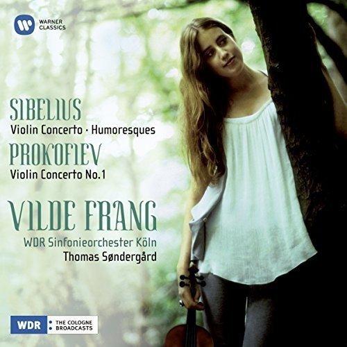 Sibelius : Concerto pour violon - Humoresque n° 1, 2 et 3 / Prokofiev : Concerto pour violon n° 1